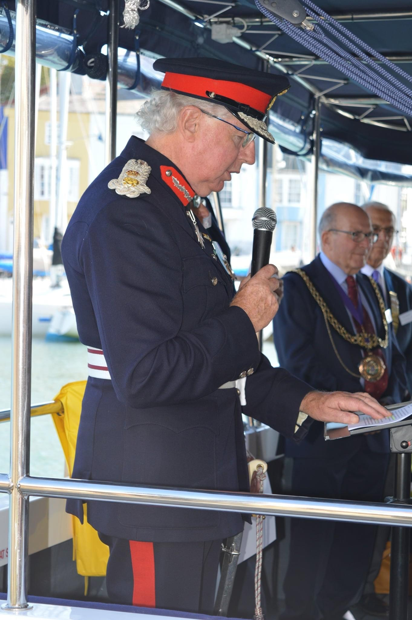 The Queen's Award for Voluntary Service gallery pic